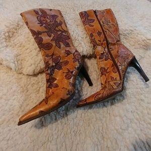 Andrew Stevens ltalian Boots sz. 7.5
